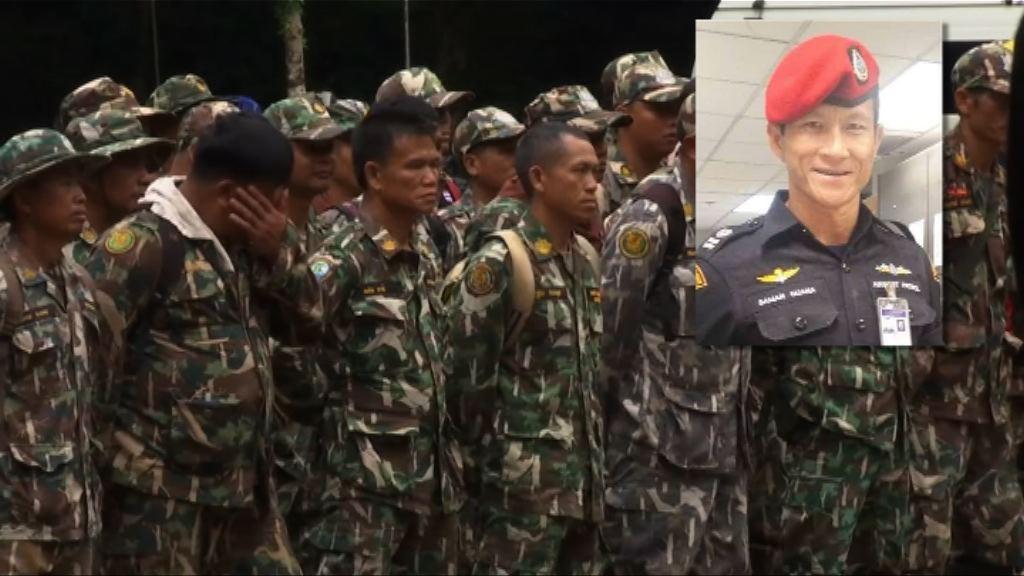 泰國前海豹隊員救援期間疑缺氧亡