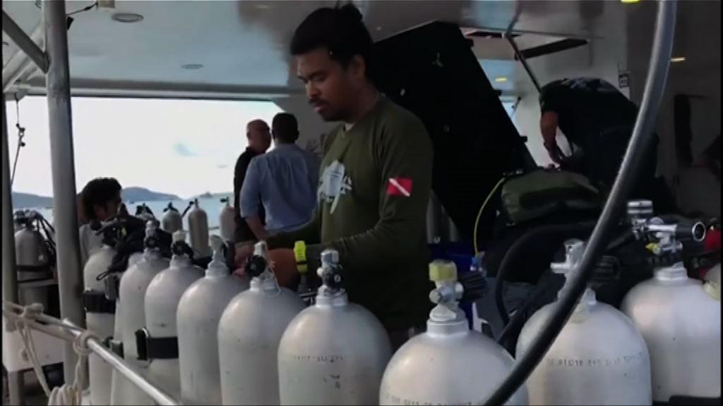 布吉兩遊船沉沒 中方救援隊抵泰參與搜救