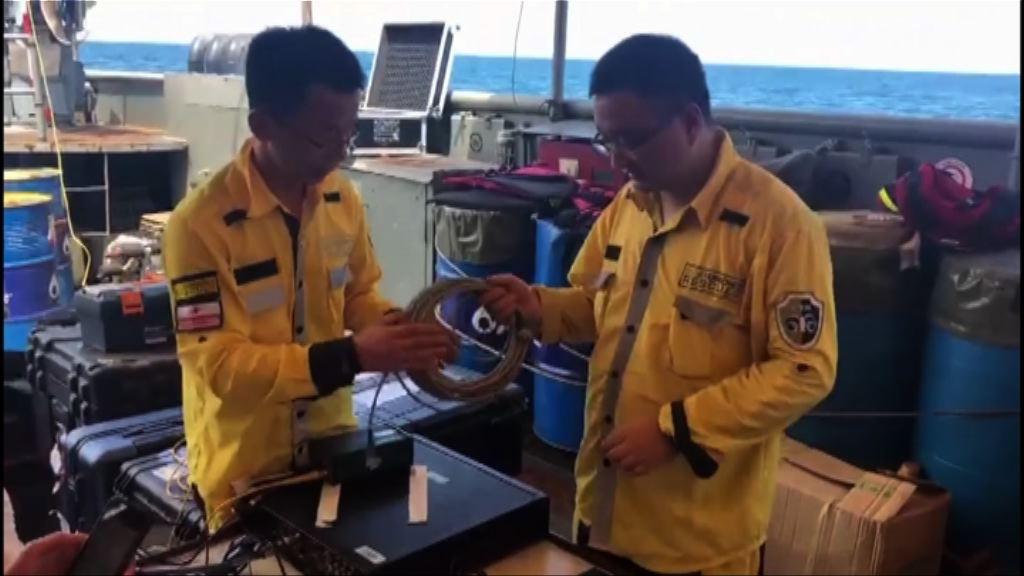 中方救援隊參與泰國沉船搜救