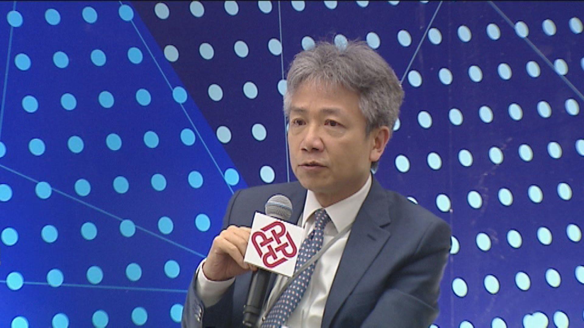 教大校長張仁良接替郭琳廣任交諮會主席