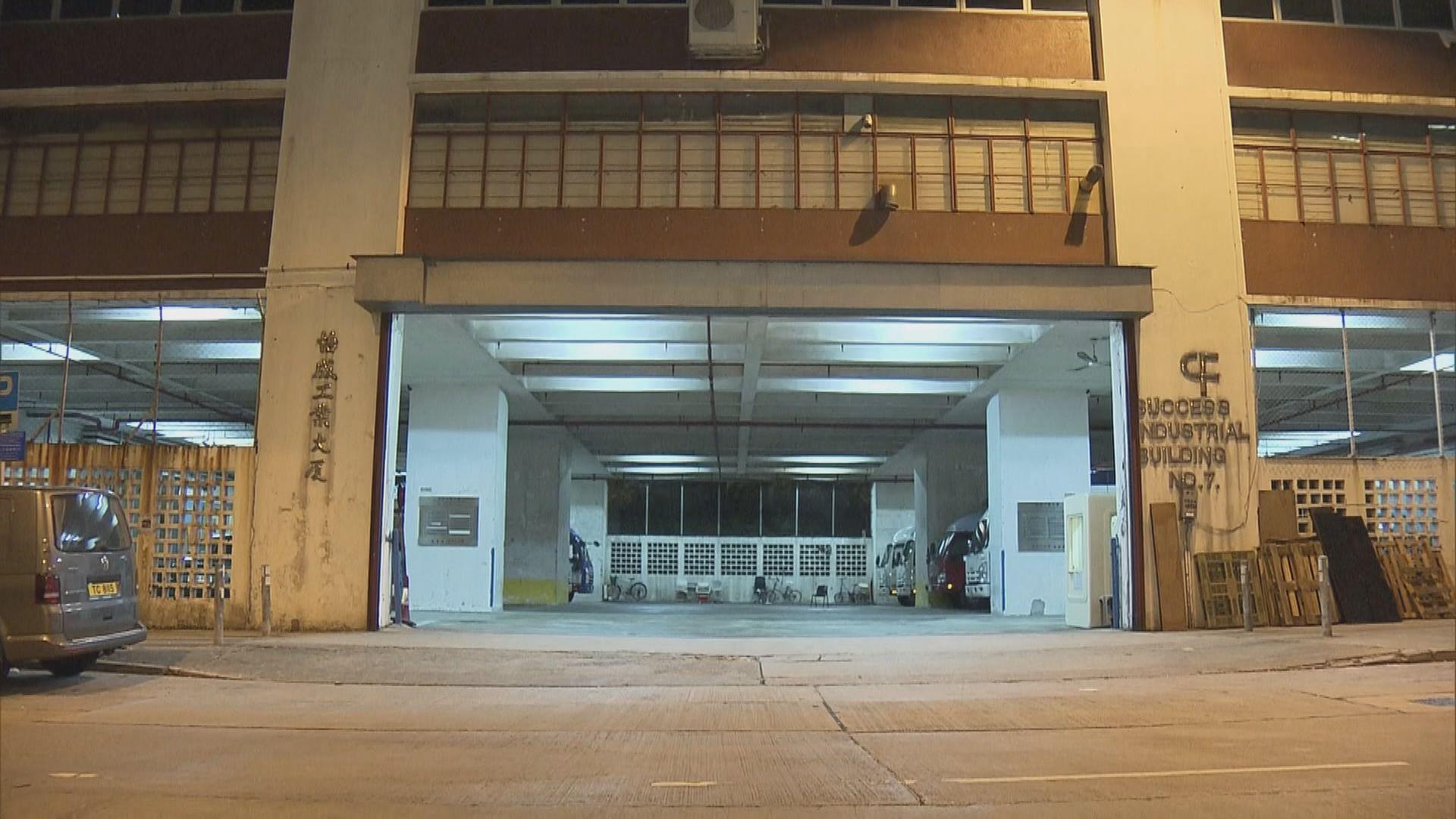屯門工廈貨倉 一批七百萬元電子零件被盜