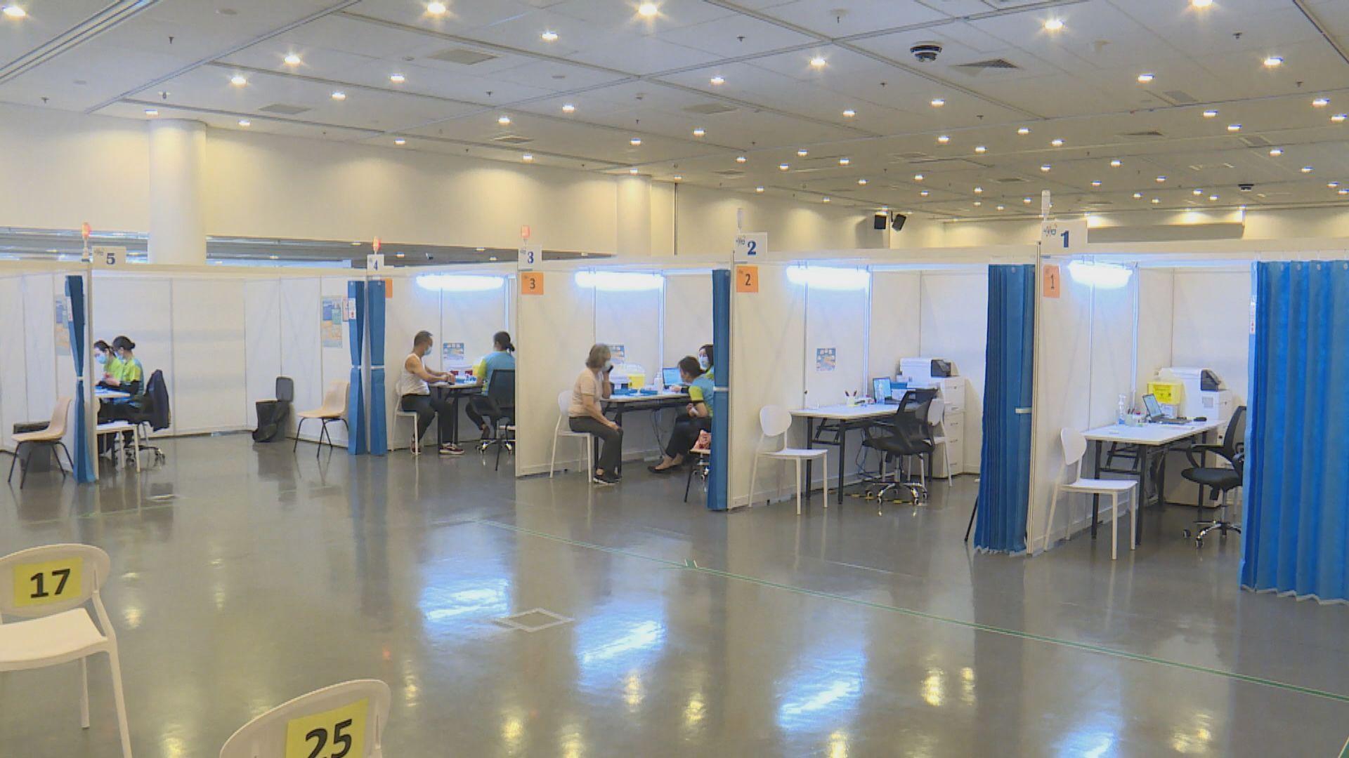 政府5月1日起為旅遊業界提供接種中心短期職位