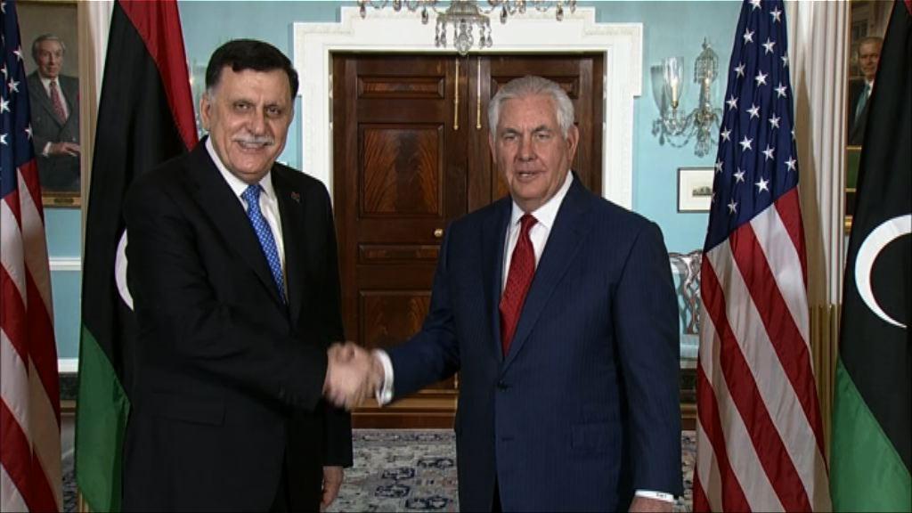 蒂勒森認為撤換國務卿報道可笑