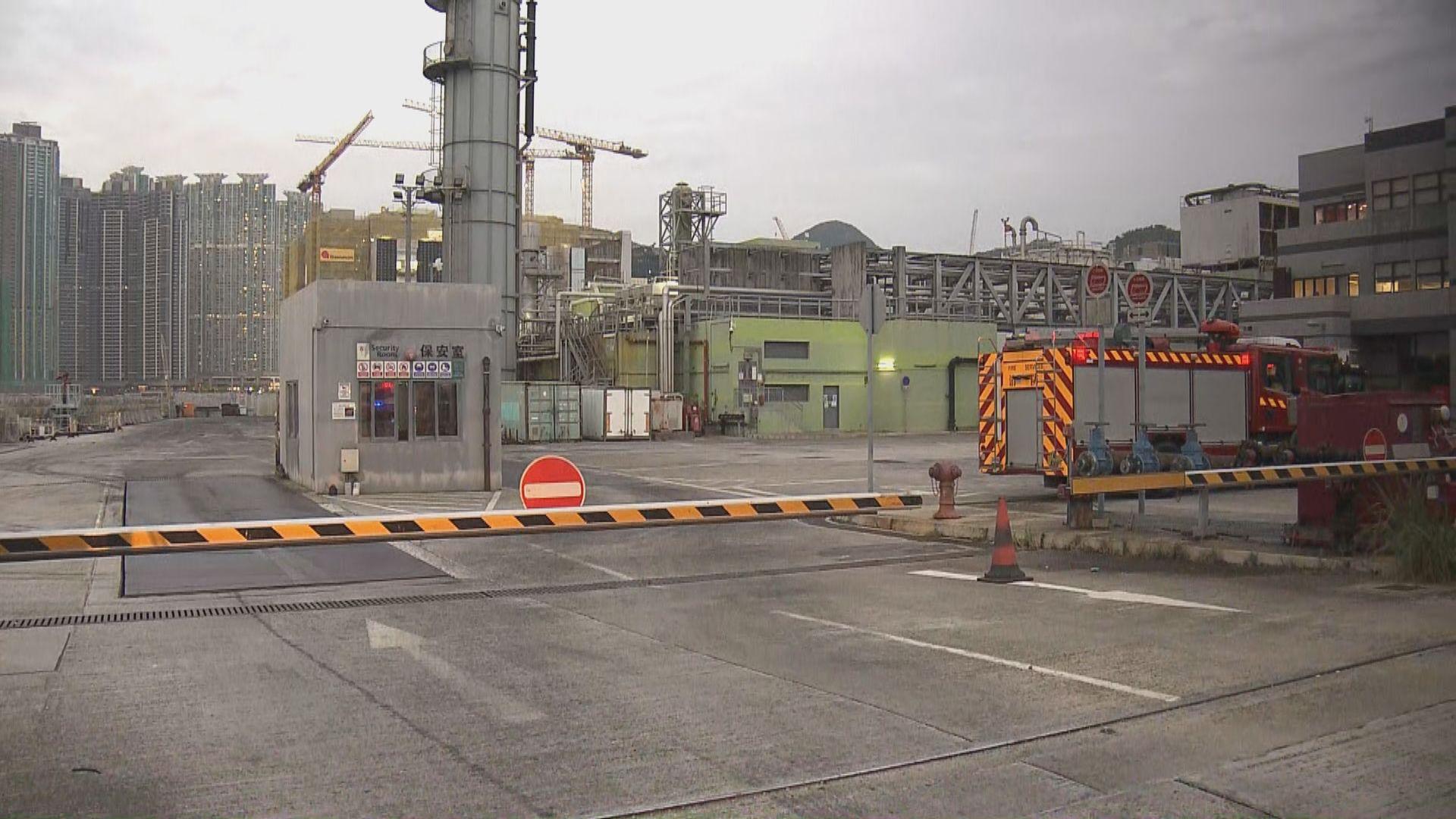 將軍澳工業邨有廠房發生火警 兩人燒傷