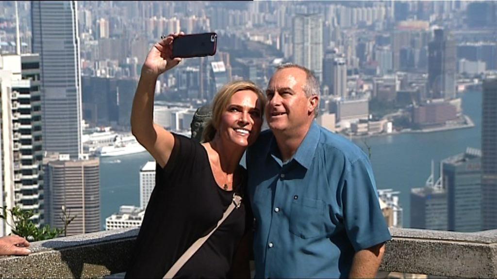 七月訪港旅客數字回升 自去年6月首次