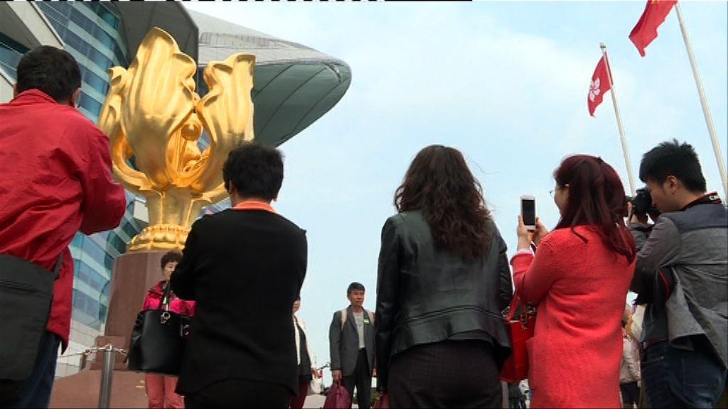 旅發局指農曆年訪港內地旅客上升