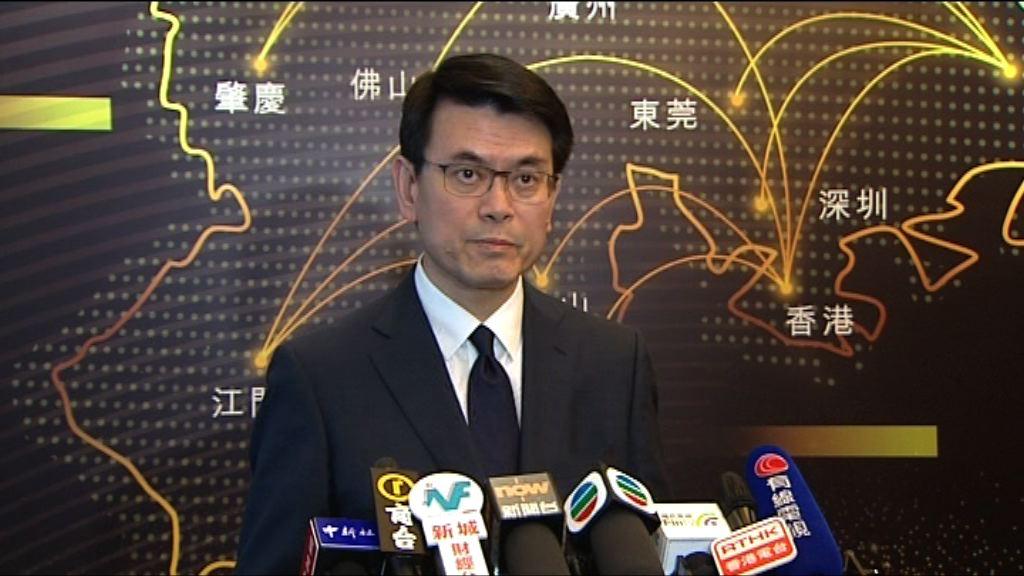 邱騰華:旅遊業條例草案交逾半年冀加快審議