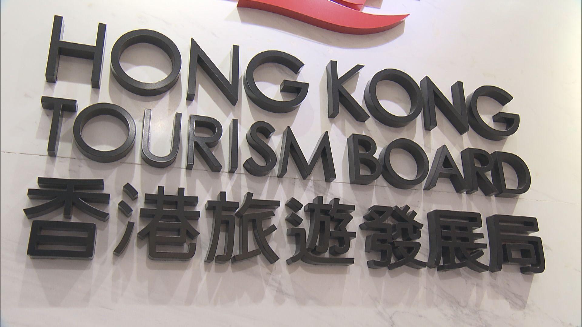 旅發局:7月訪港旅客按年下跌99.6%