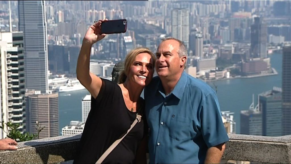 旅發局料今年訪港旅客增3.6%
