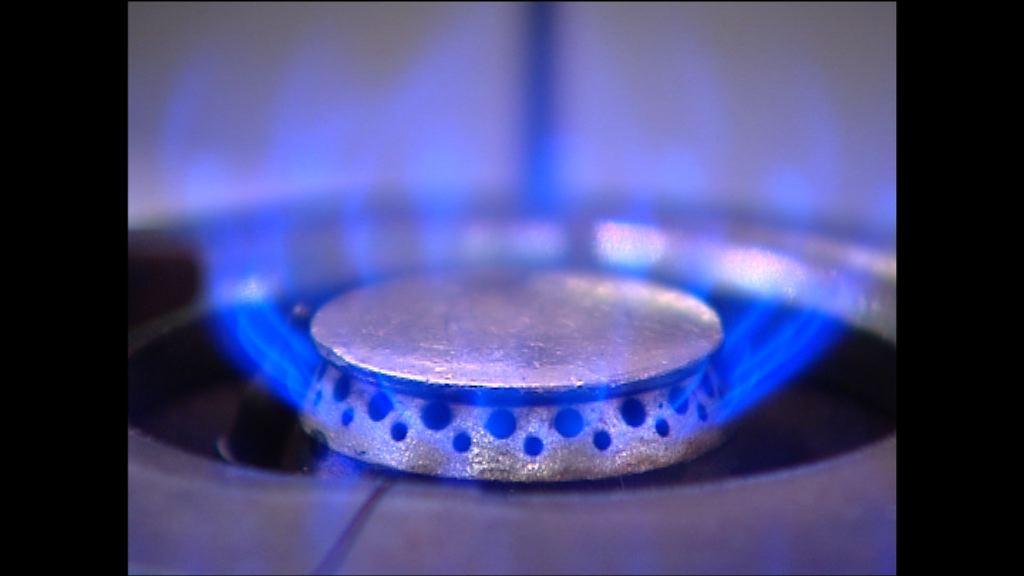 標準煤氣收費八月起加4.6%