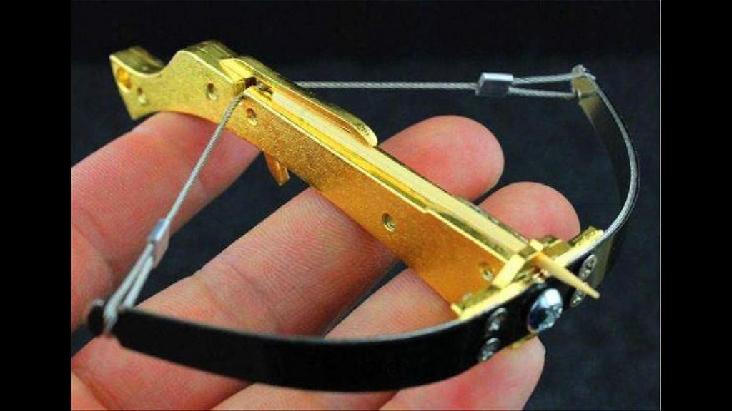 香港海關將了解牙籤弩安全問題