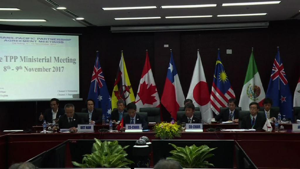 TPP成員國首腦會議延期