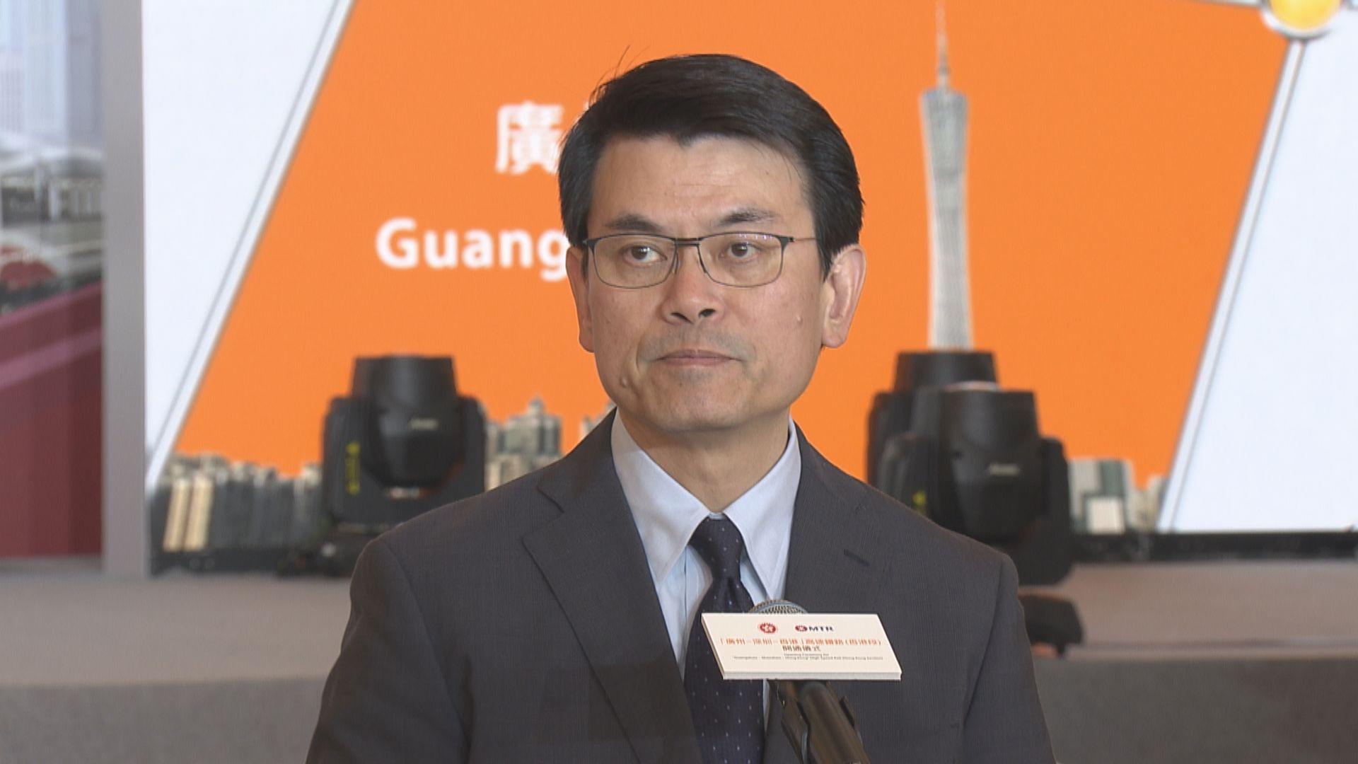 邱騰華:暫緩加徵關稅是正面發展惟仍需關注