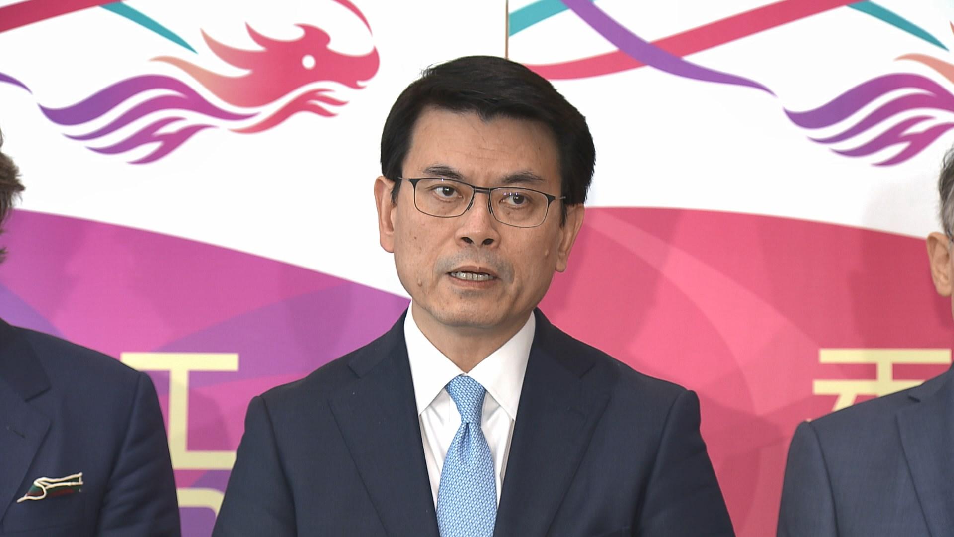 邱騰華:商界對美方在談判時上調關稅表遺憾