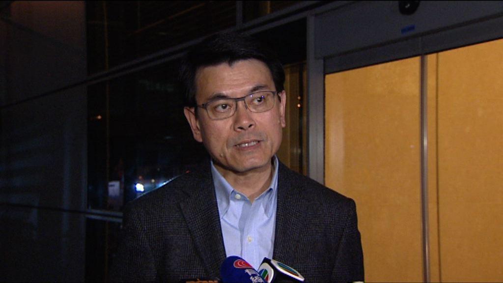 商經局料貿易戰香港受影響轉口約610億元