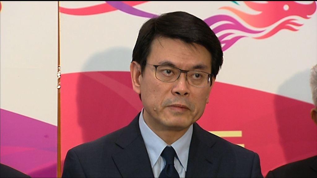 【中美貿戰升級】邱騰華:港受影響貨值恐逾千億
