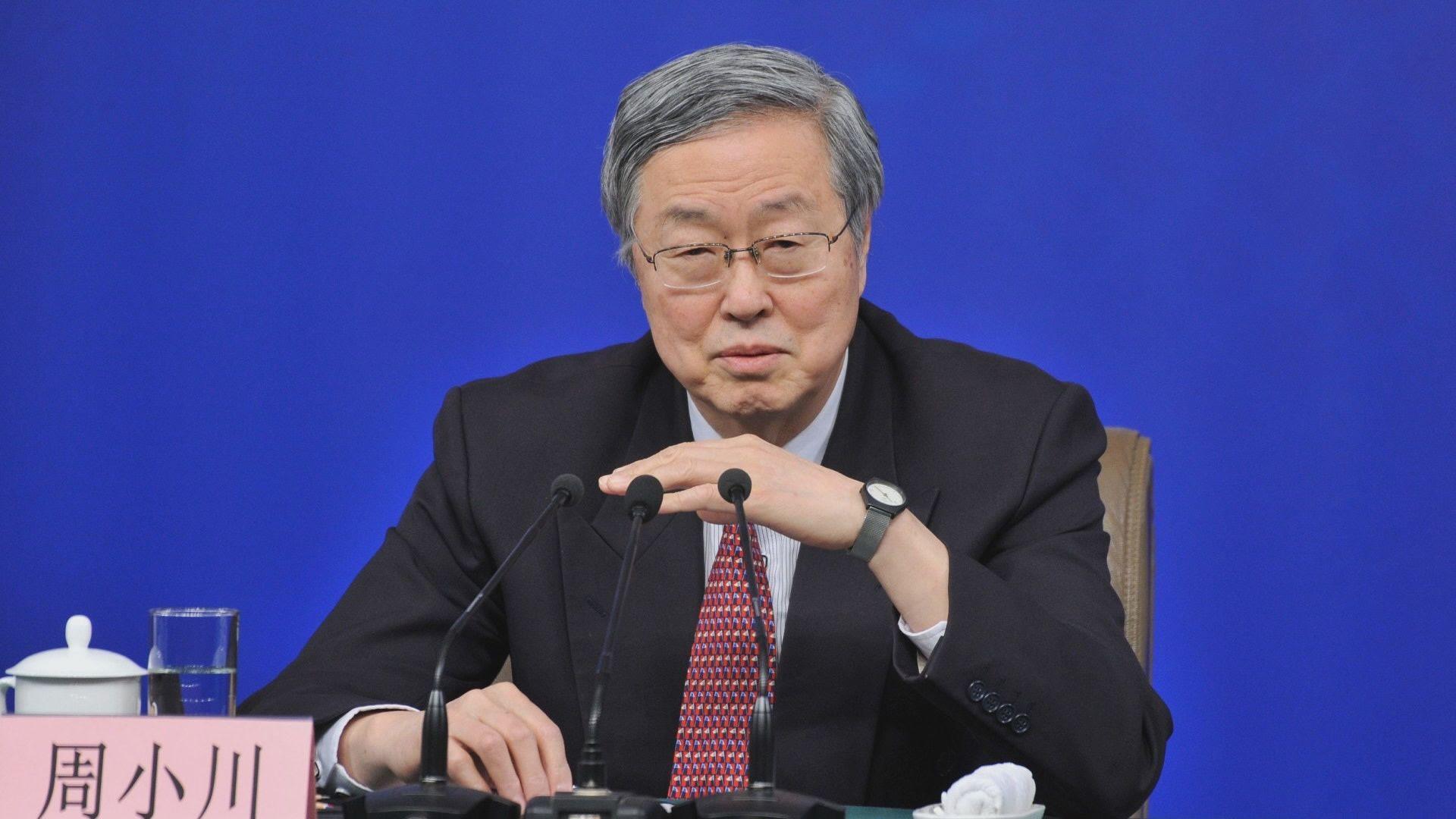 周小川:貿易戰將逼使中國出口商棄美國市場