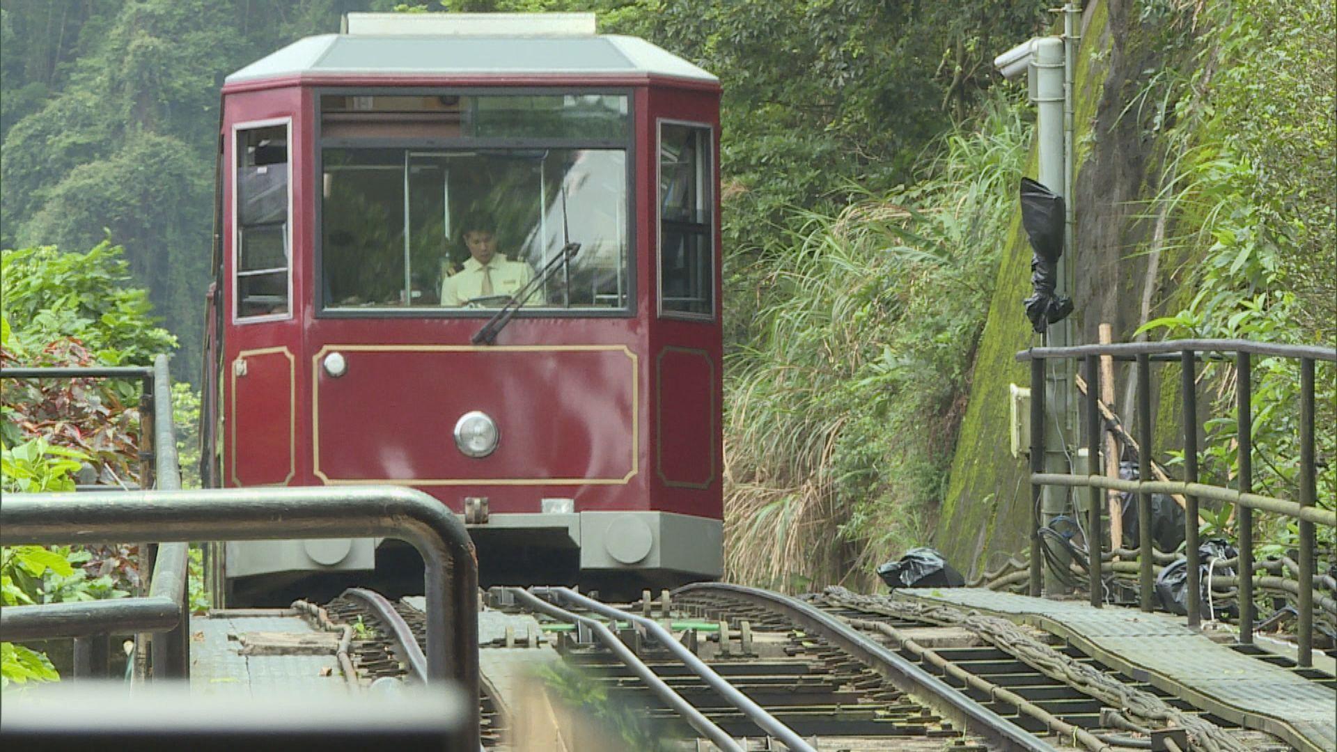 山頂纜車明起暫停服務 新巴加開特別路線
