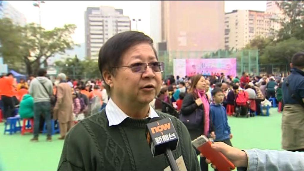 陳章明:性別承認法門檻可取中庸想法