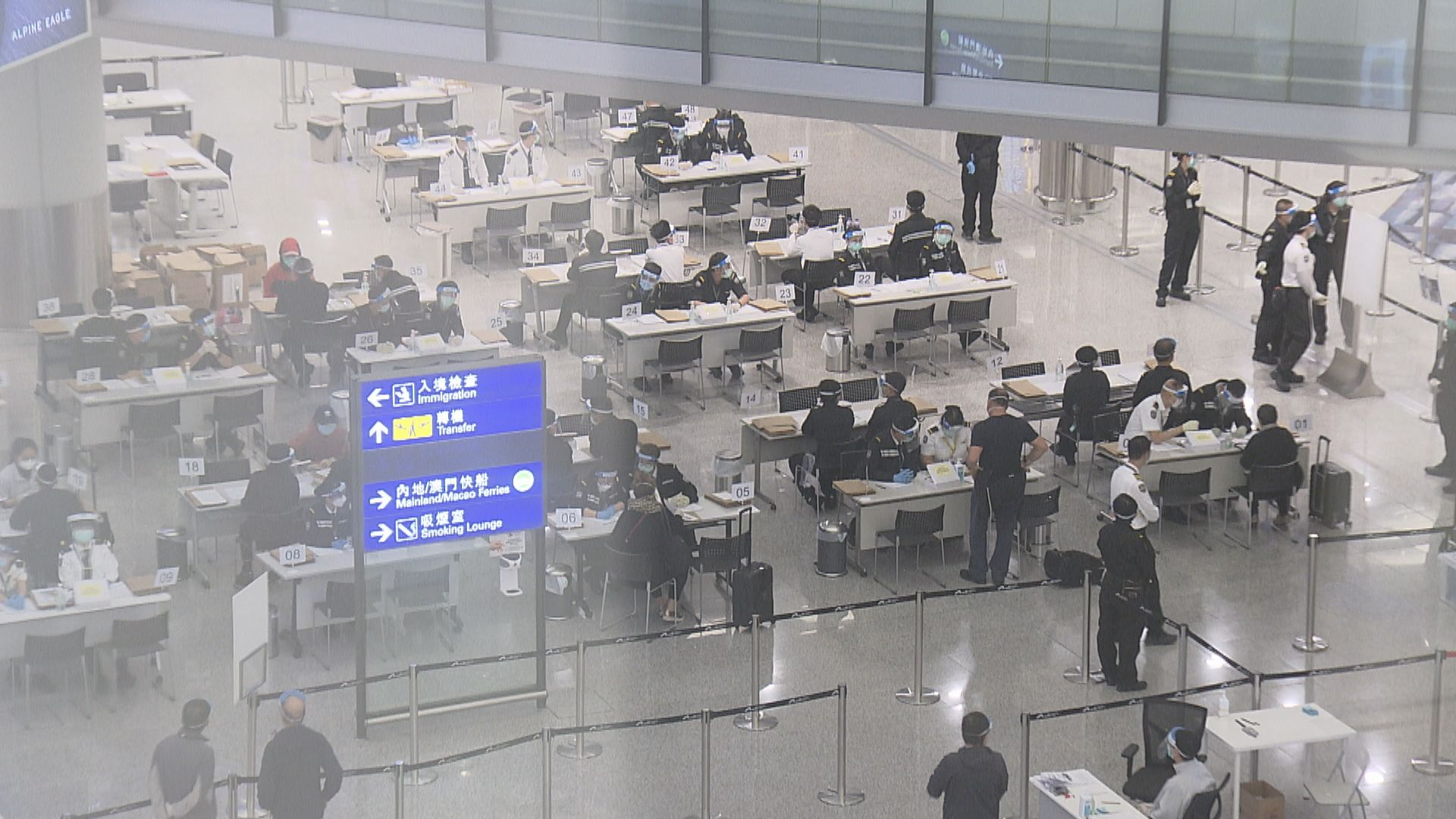【星港旅遊氣泡】香港出發旅客最多接受3次檢測