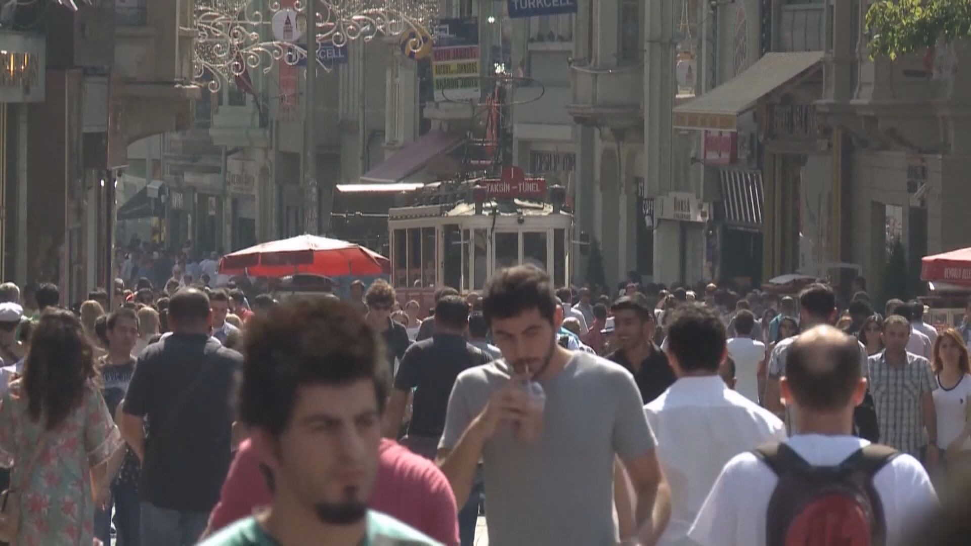 港府將安卡拉及伊斯坦布爾外遊警示改至黃色