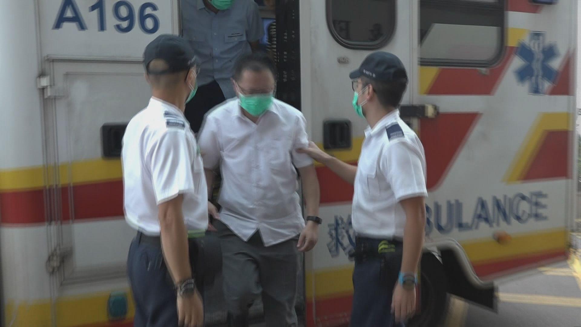 葵涌華景山路屋苑三名工人清理塌樹受傷