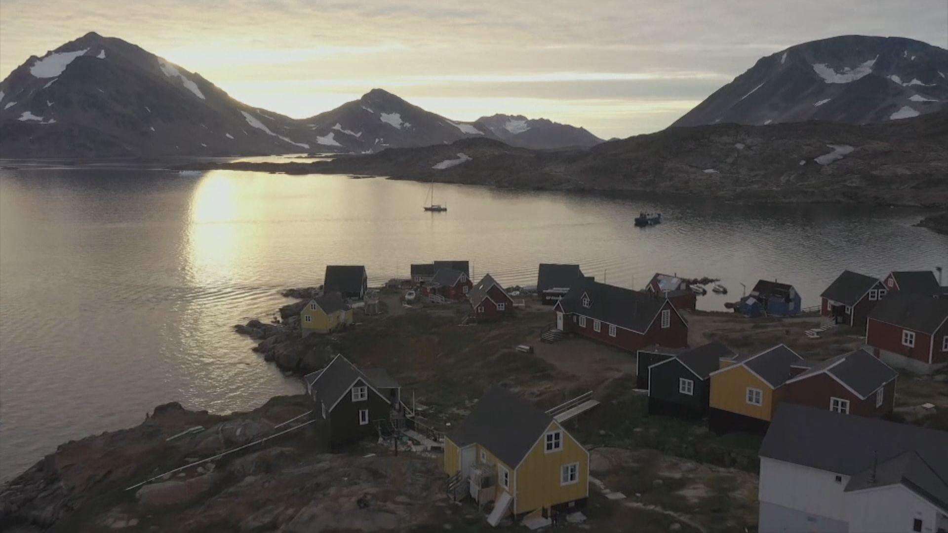 特朗普據報有意購買格陵蘭