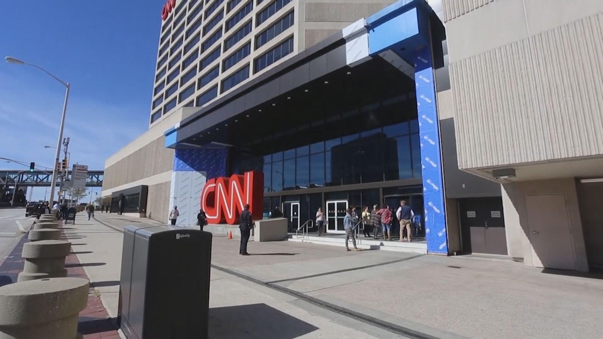 白宮警告CNN記者遵守新採訪規則