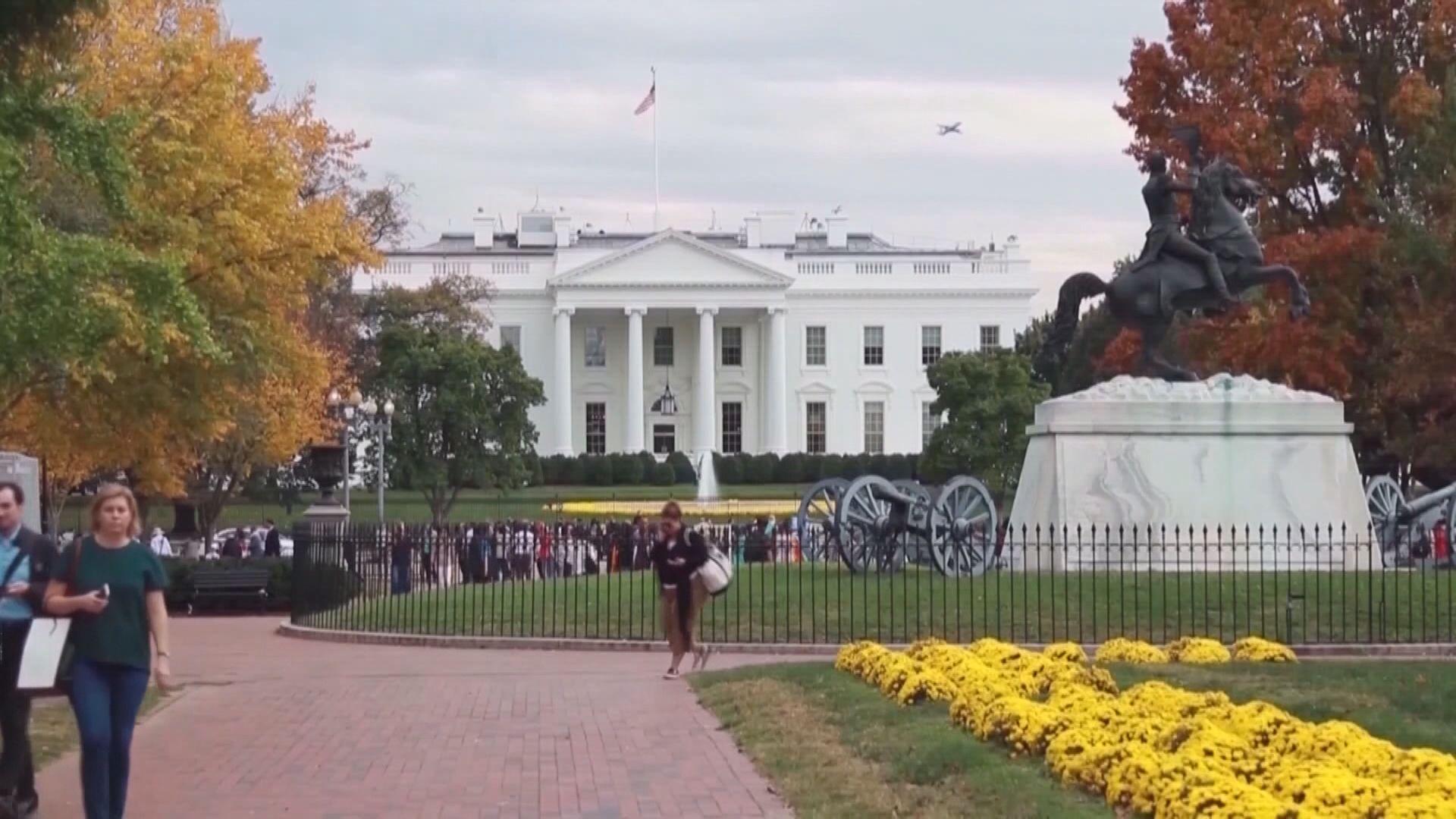 華爾街日報:幕僚曾談安排特朗普會晤鮑威爾