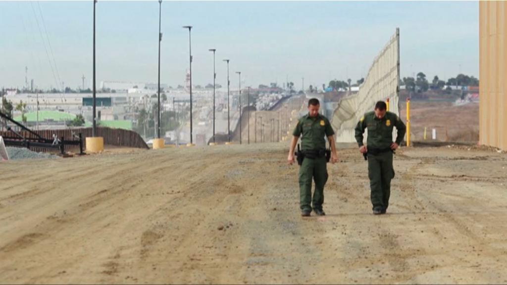 特朗普擬派兵守美墨邊境直至圍牆建成