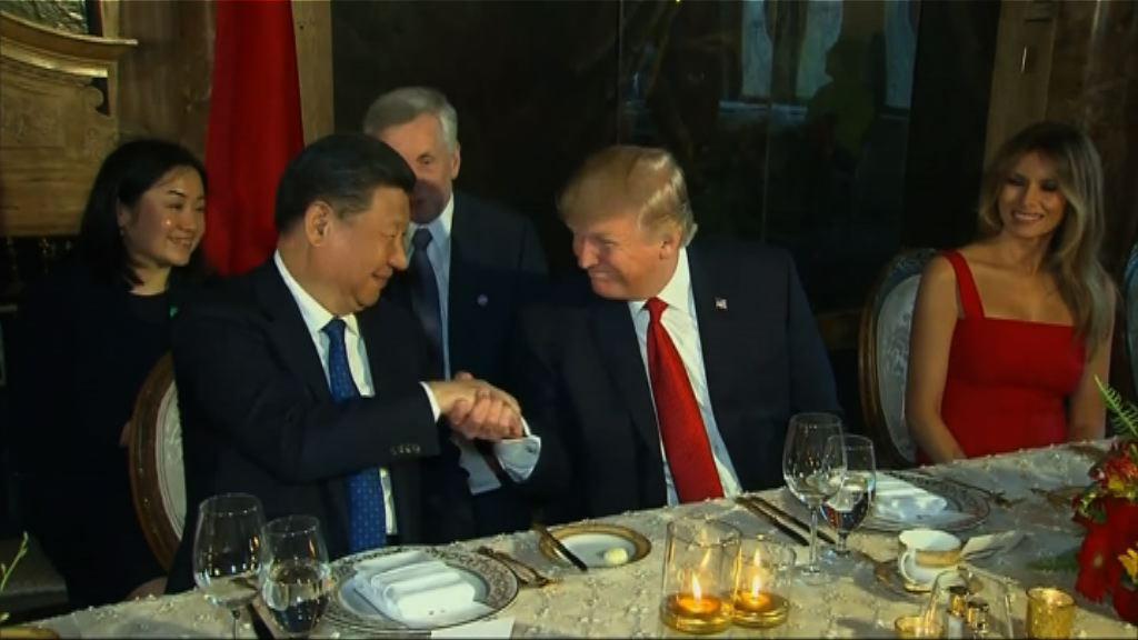 特朗普利誘中國助解決北韓問題