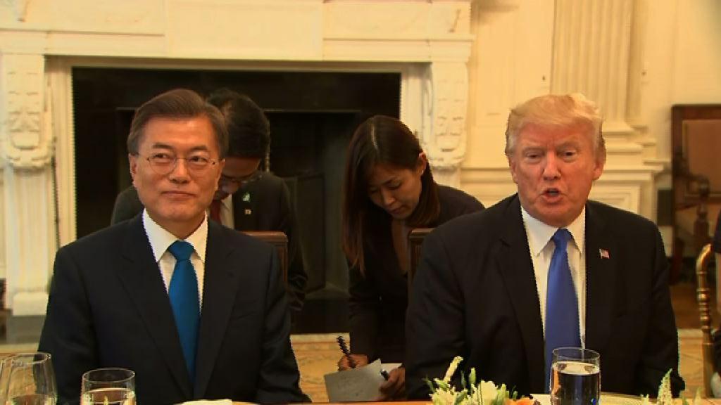 特朗普或會到訪南北韓非軍事區
