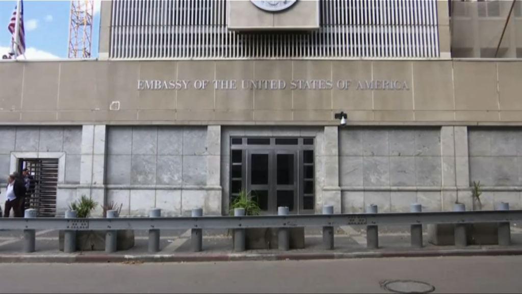 美擬以政治捐款填補搬遷大使館成本