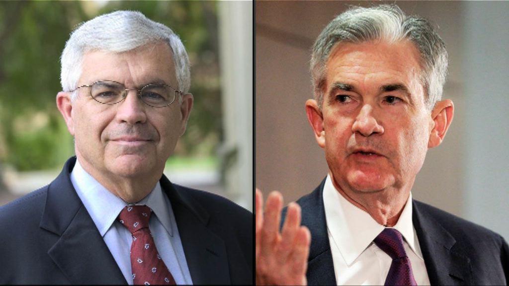 特朗普:正考慮提名鮑威爾及泰勒領導聯儲局
