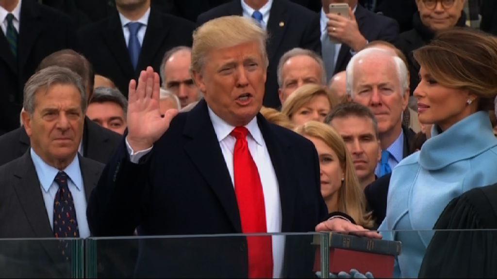 特朗普冀以外交途徑解決北韓問題