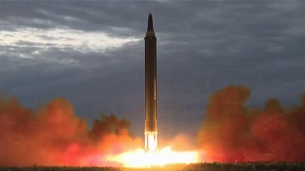 特朗普不滿日本沒有擊落北韓導彈