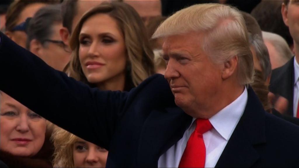 特朗普與外國領袖通話內容曝光