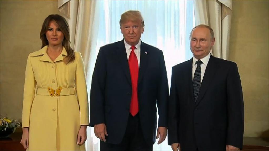 特朗普失言 指美國不是俄國攻擊目標