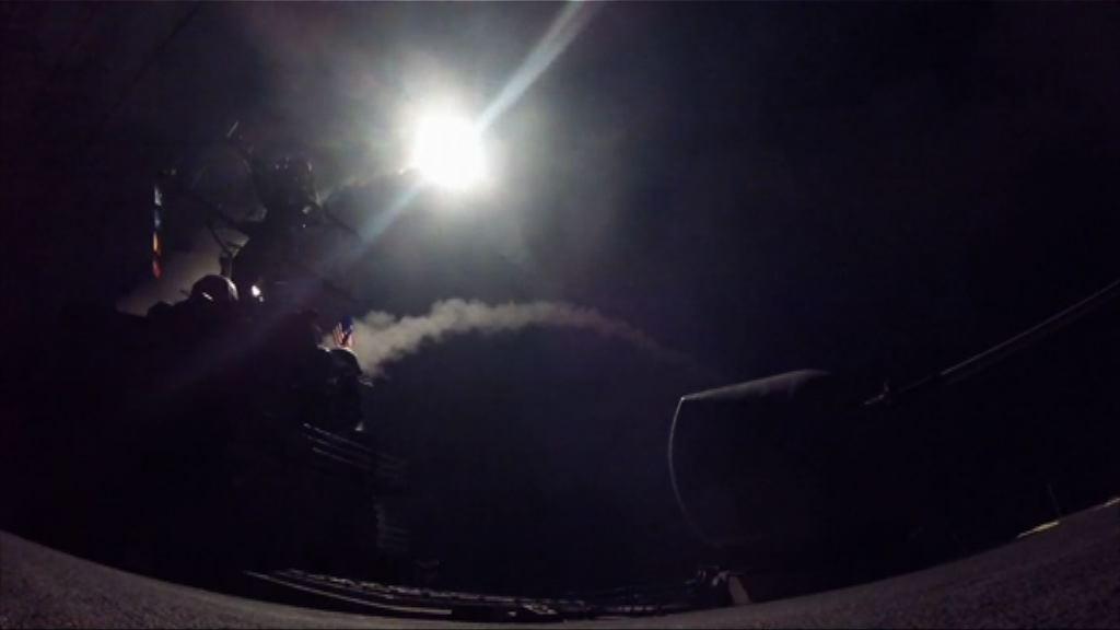 特朗普聲言向敘利亞發射導彈 不怕俄國攔截