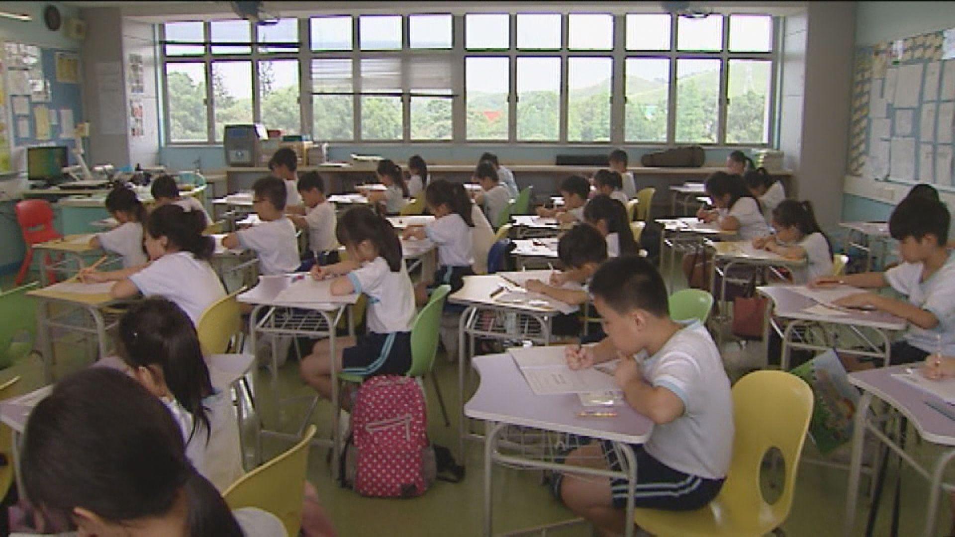 TSA抽樣考 教育局:學界滿意新安排