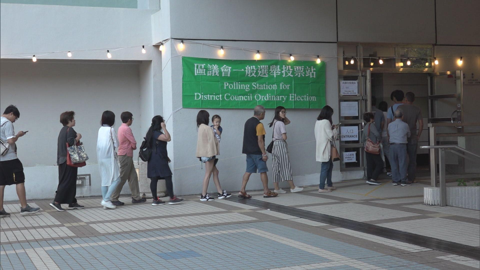 曾國衞:政府對境外投票可行性持開放態度 無時間表