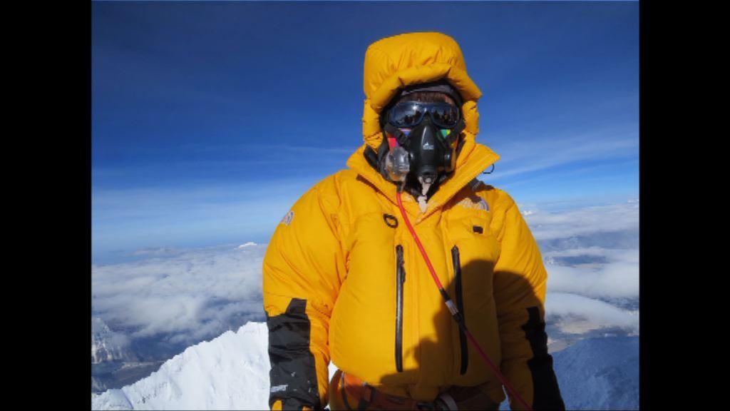 曾燕紅:攀登過程最困難是掌握天氣變化