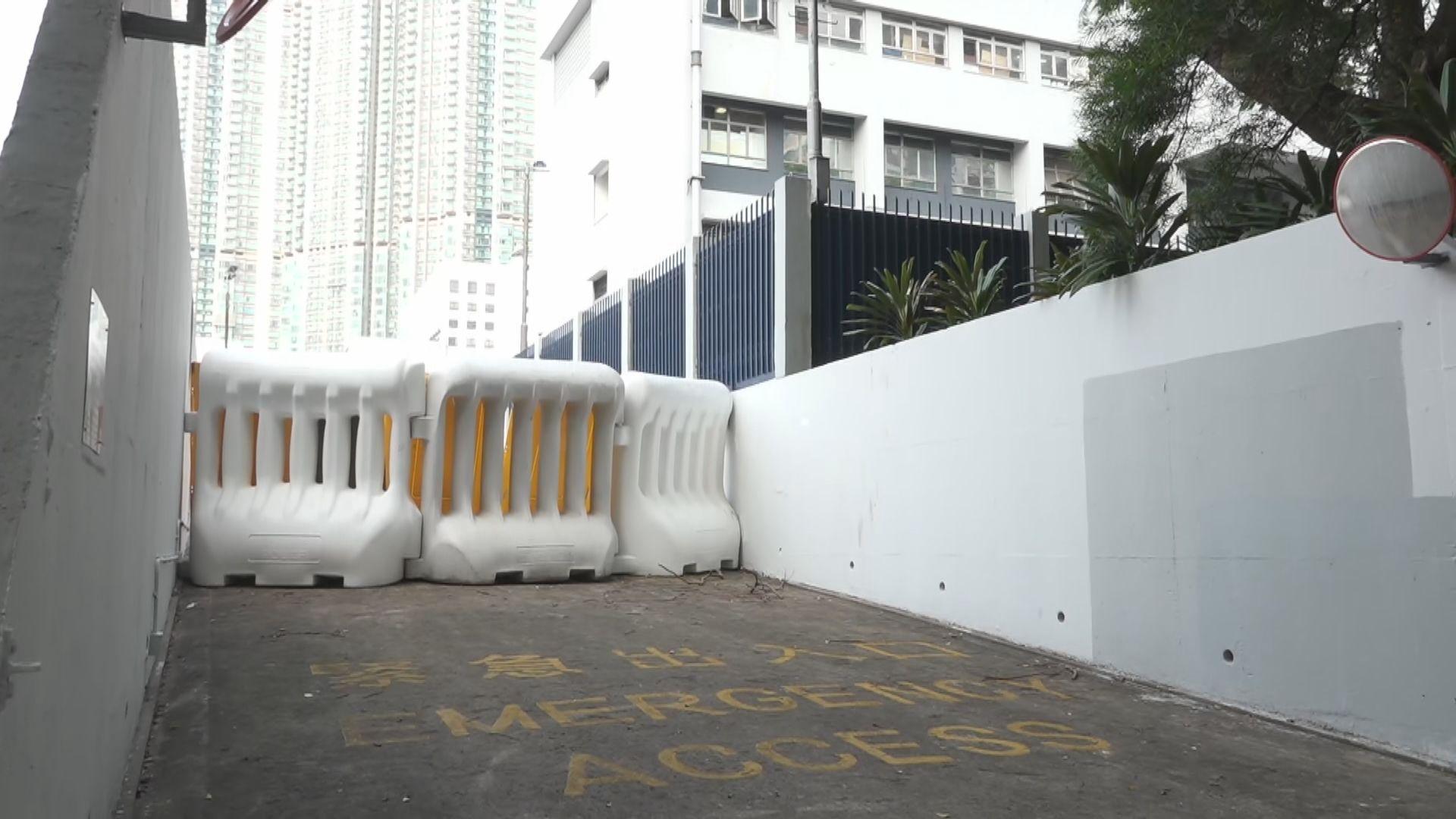 網民發起下午遊行 尖沙咀警署加強戒備