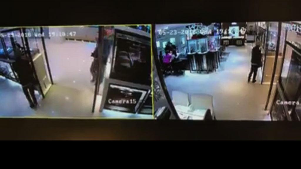 海港城珠寶店劫案警方拘捕一人