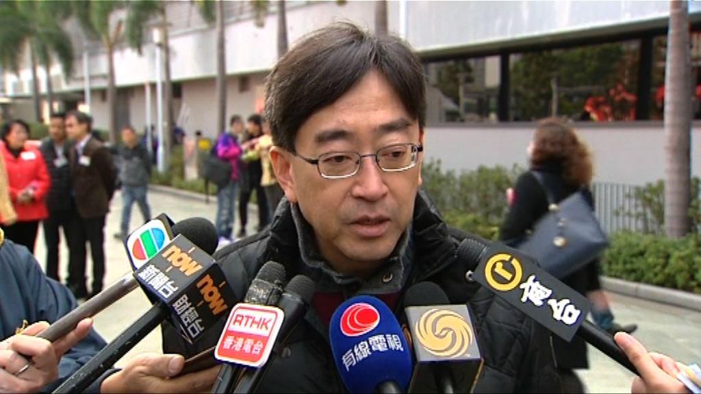 高永文:醫護團隊會努力救治縱火案傷者