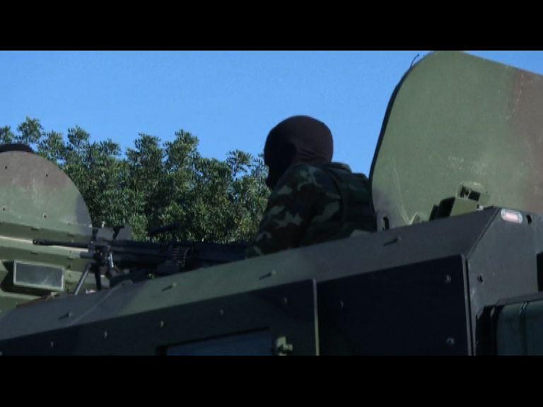 突尼斯派兵到主要城市加強保安