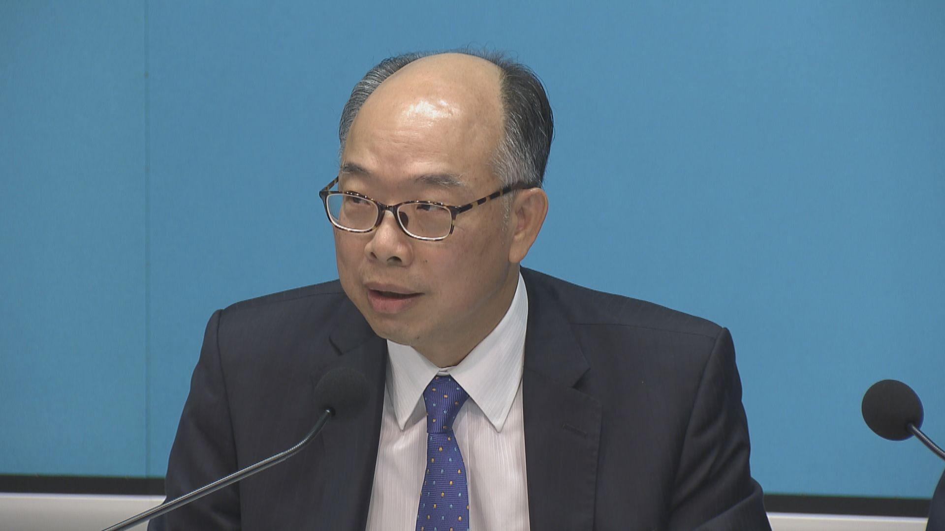 陳帆:任何修改均會令與西隧公司共識失效