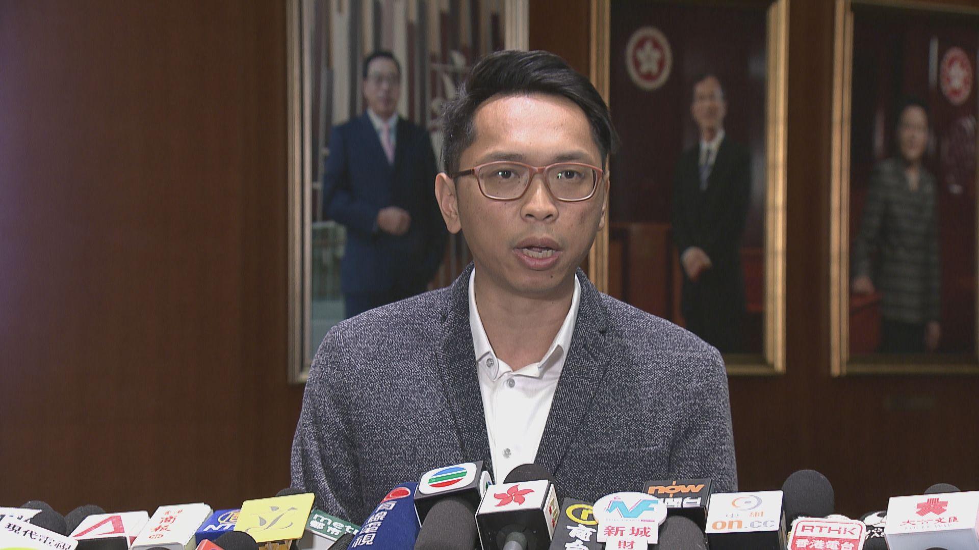 民建聯工聯會指暫難支持政府三隧分流議案