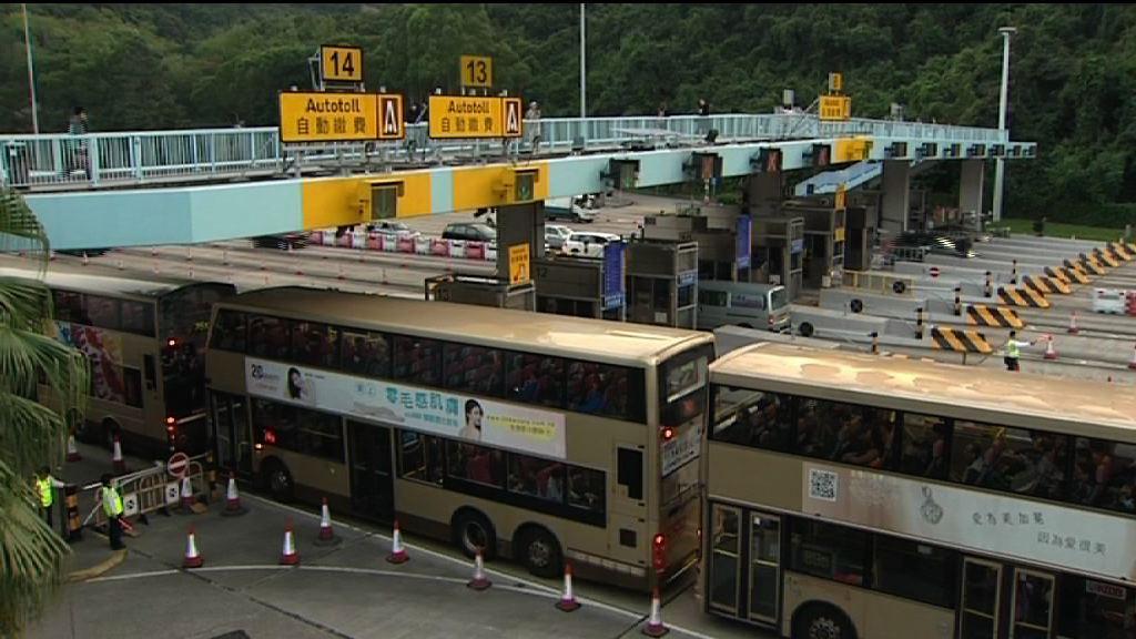 運輸署促大老山隧道營辦商檢視電力故障原因