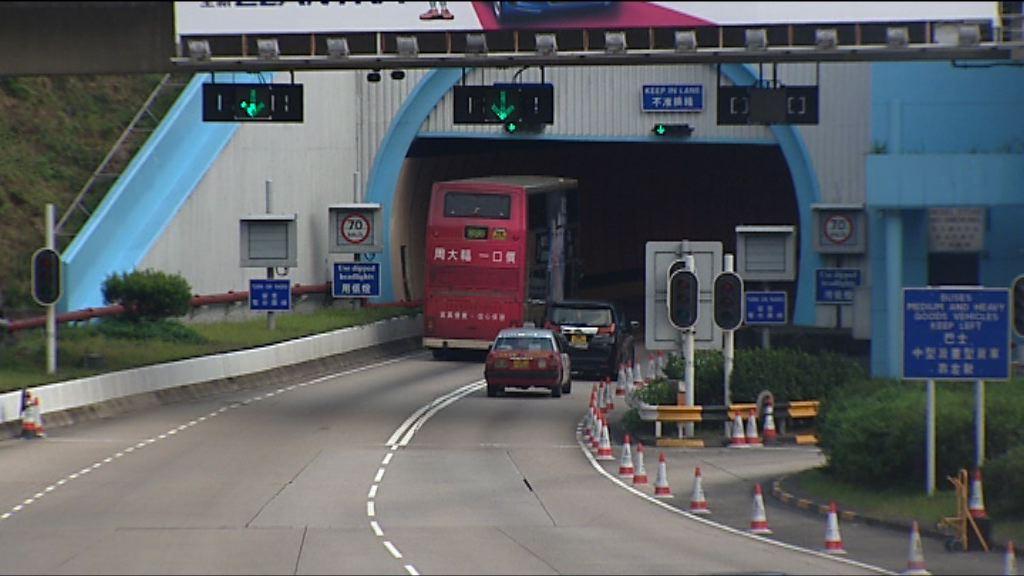 政府建議以公帑補貼西隧減價